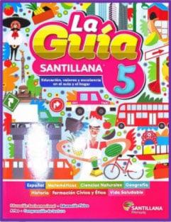 Guia santillana 5