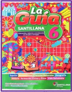 Guia Santillana 6
